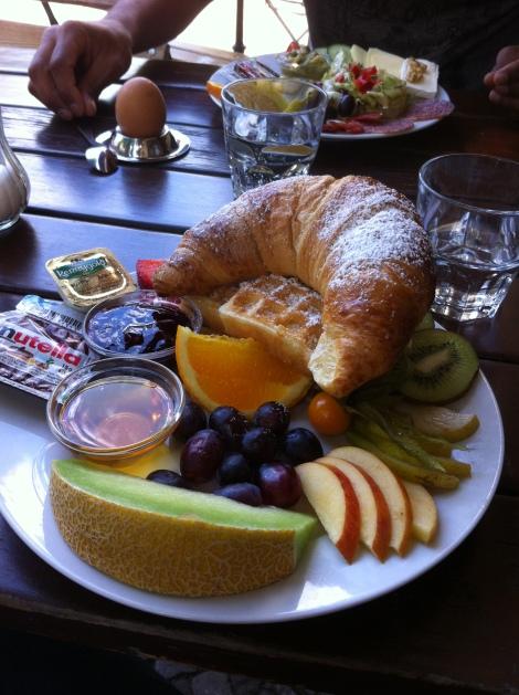 Szimpla's Süßes Frühstück