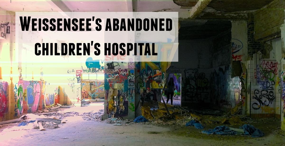 abandoned berlin weissensee s zombie children s hospital europalust. Black Bedroom Furniture Sets. Home Design Ideas
